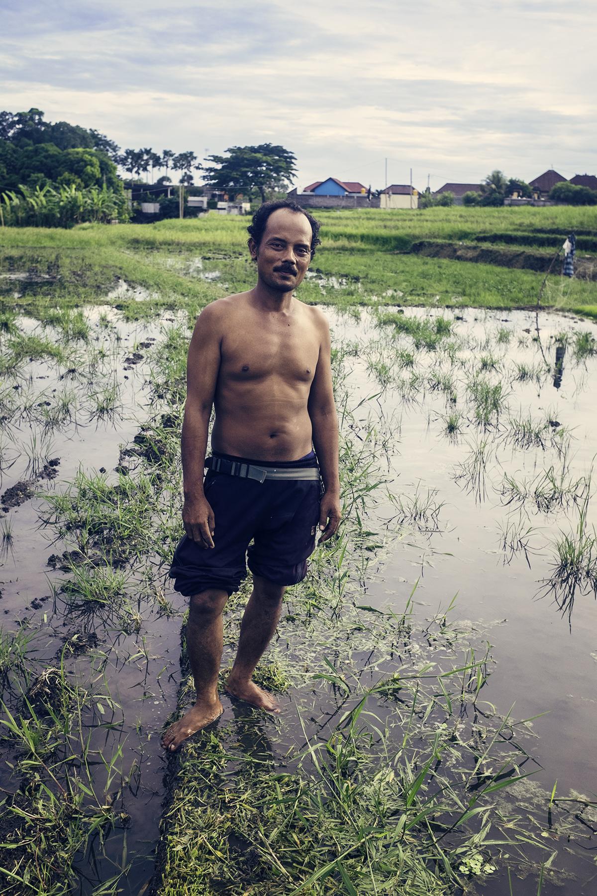 Farmer friend, Canggu
