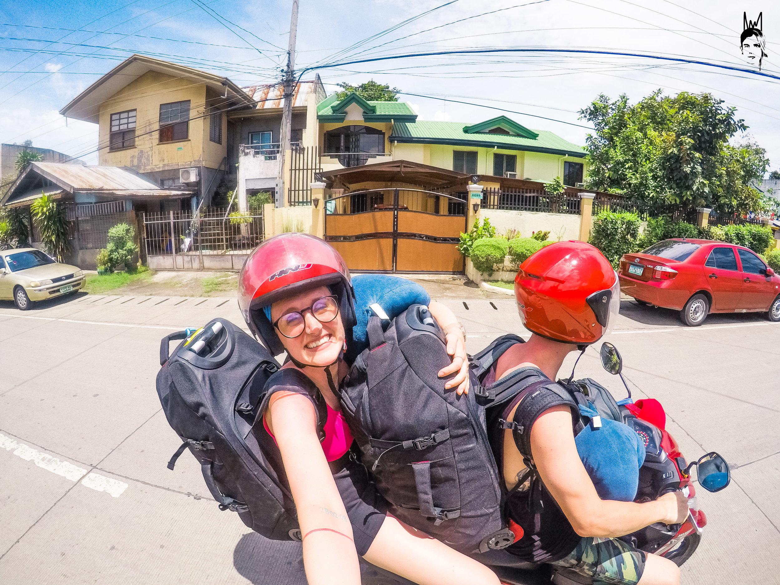 Scooter Bohol