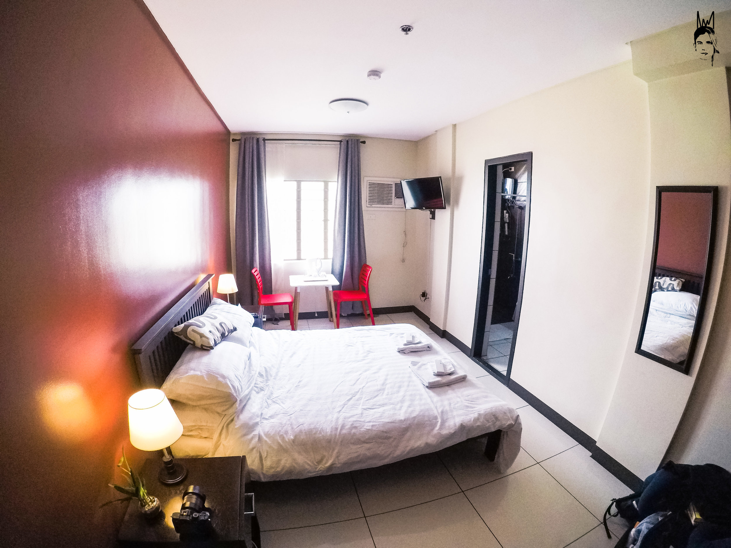 Superior Queen Room - Hometown Hotel, Manila