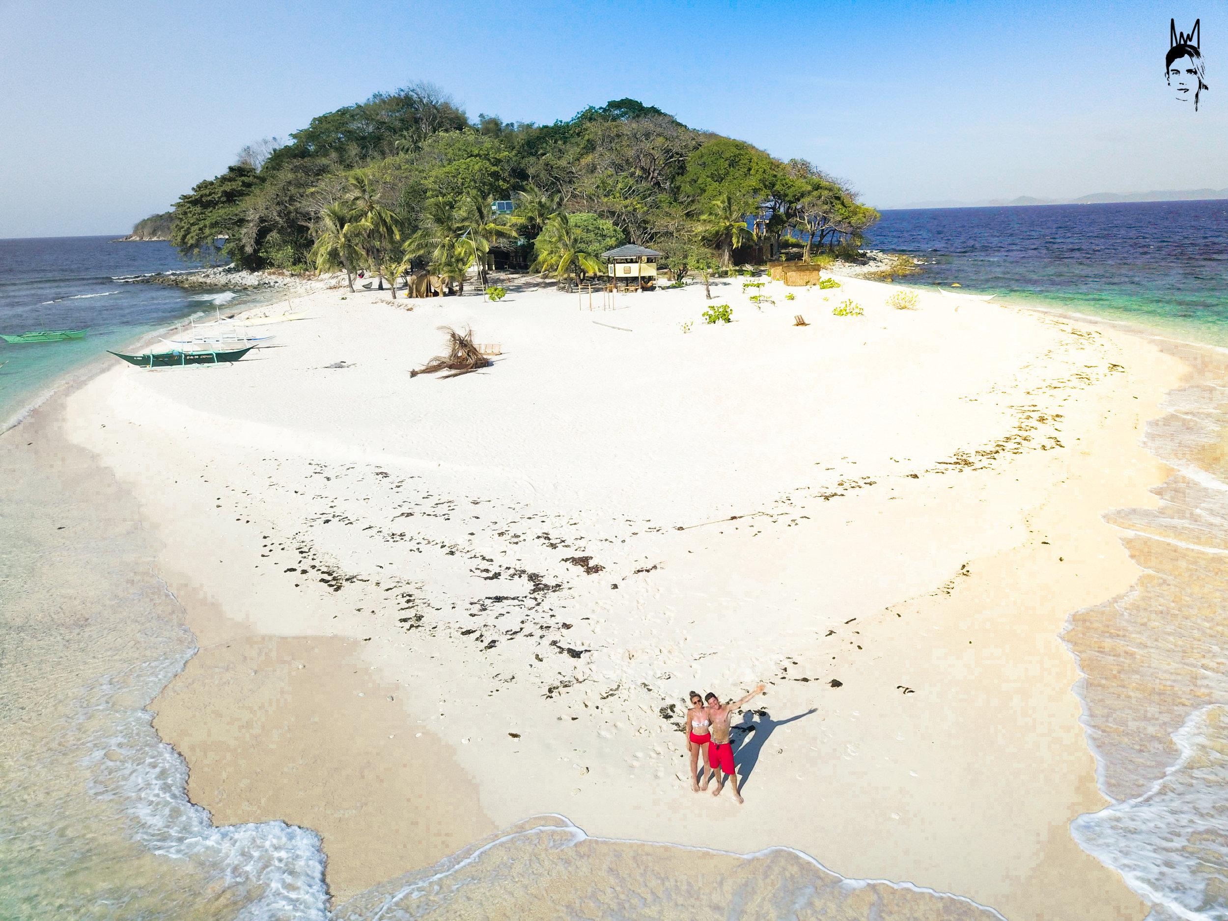 Brother Island, El Nido