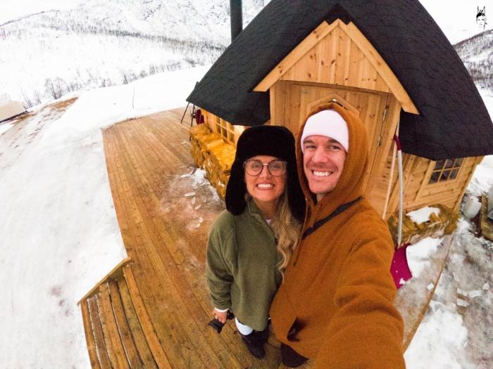 secret hut in Tromso