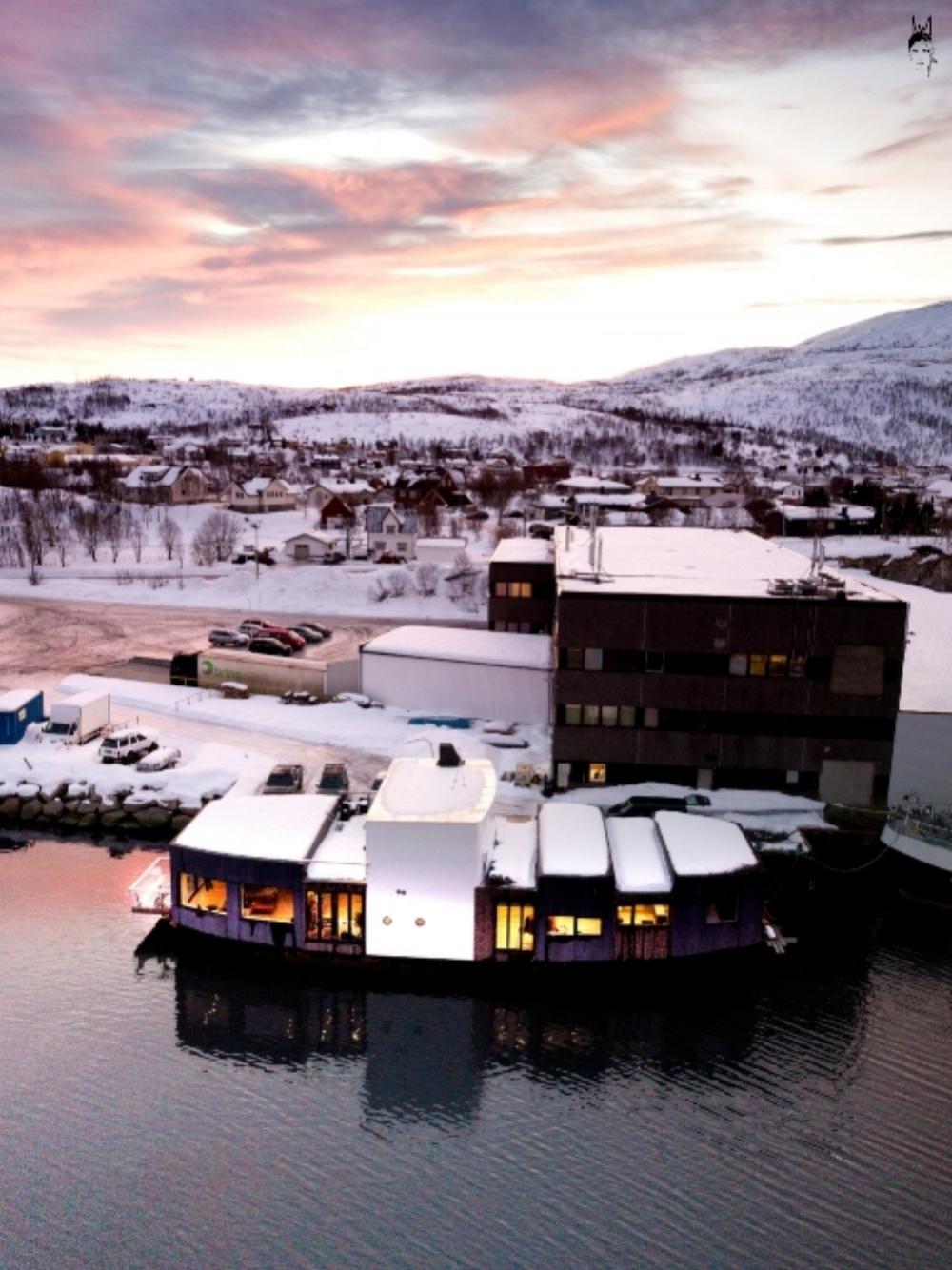 Volda Floating Home, Tromsø