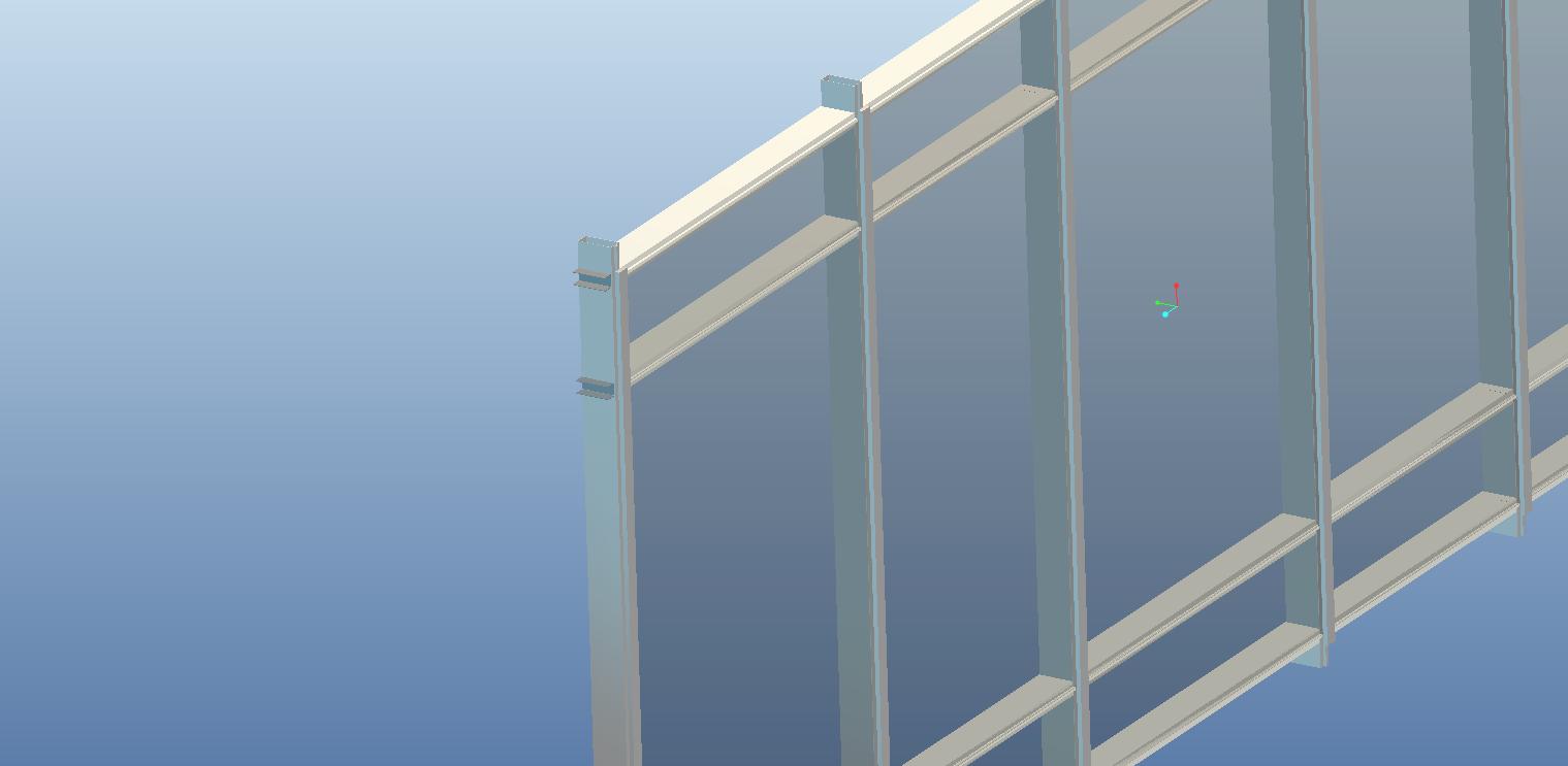 Curtain wall — Aurum Gamma Engineering