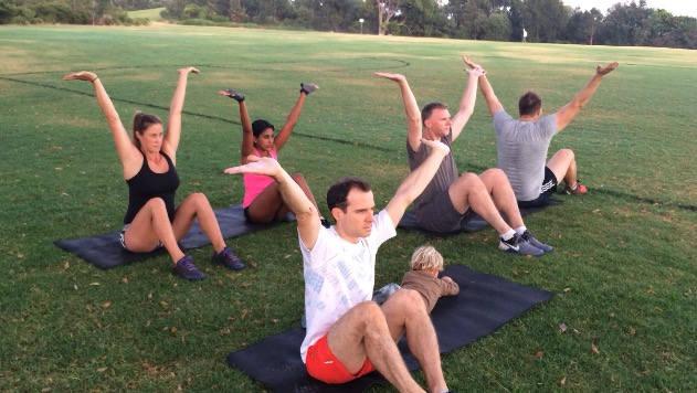 ELDOA collective postures post group workouts