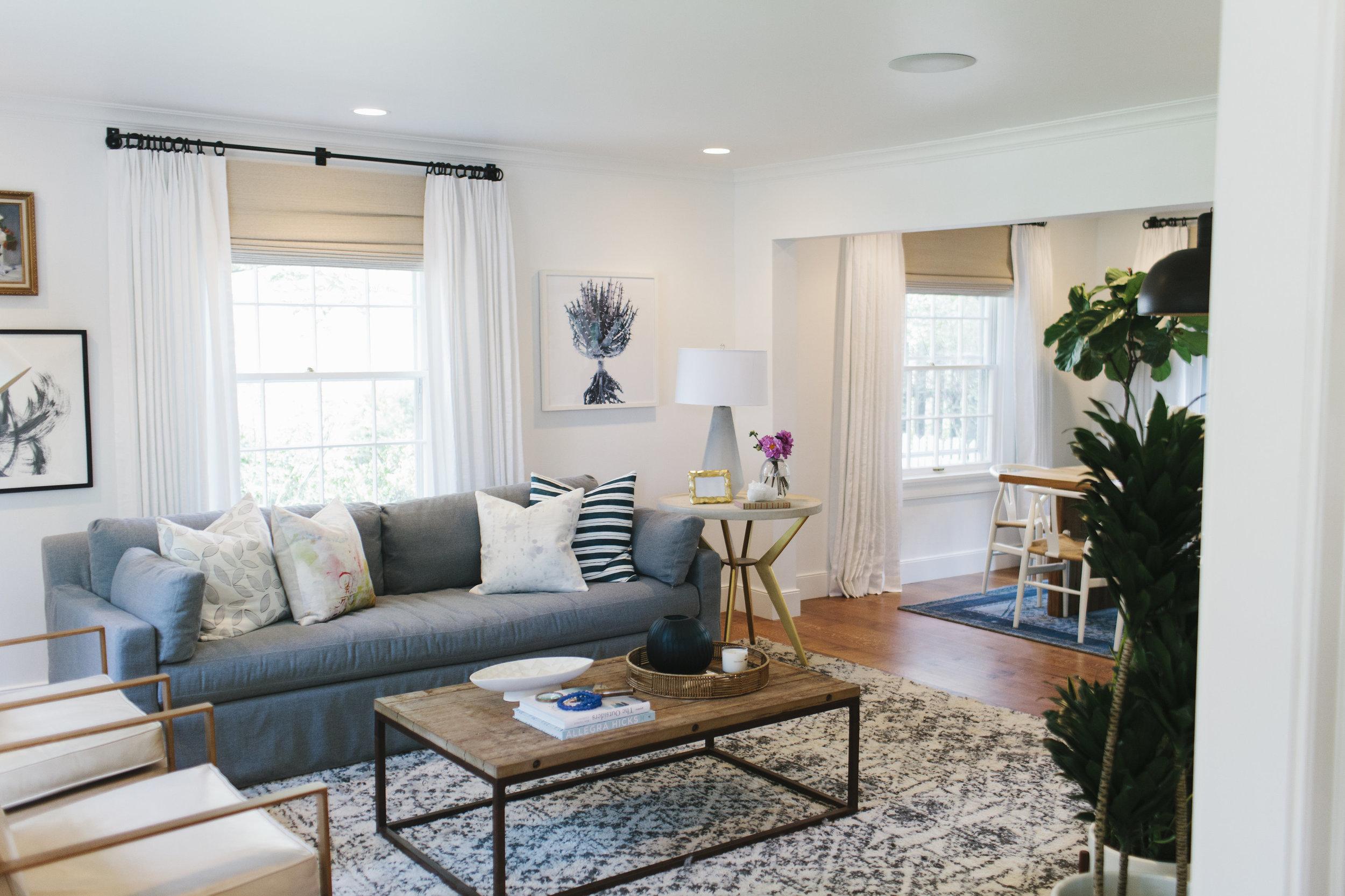 Studio McGee - Lynwood Remodel Living Room