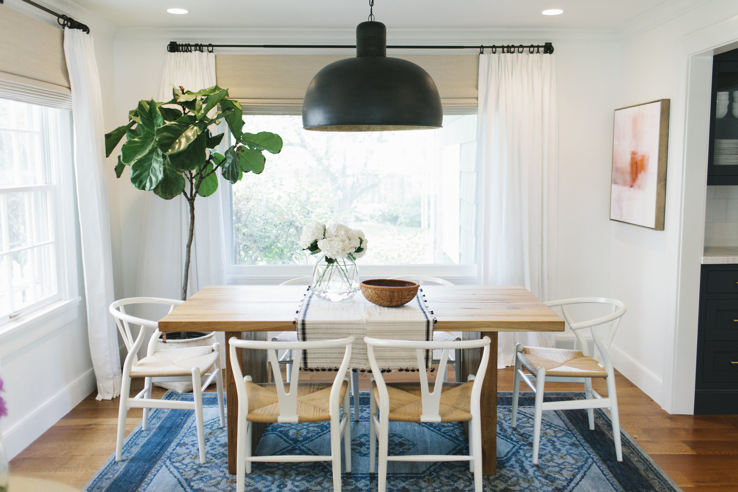 Studio McGee - Lynwood Remodel Dining Area