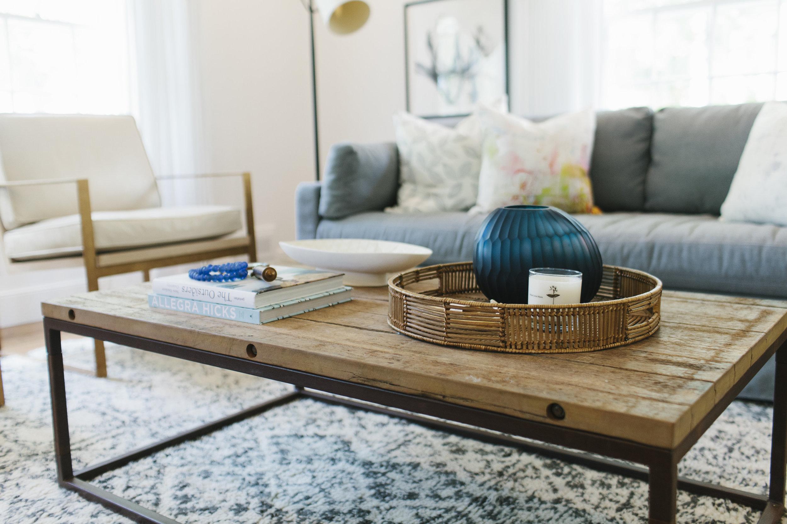 Studio McGee - Lynwood Remodel Coffee Table