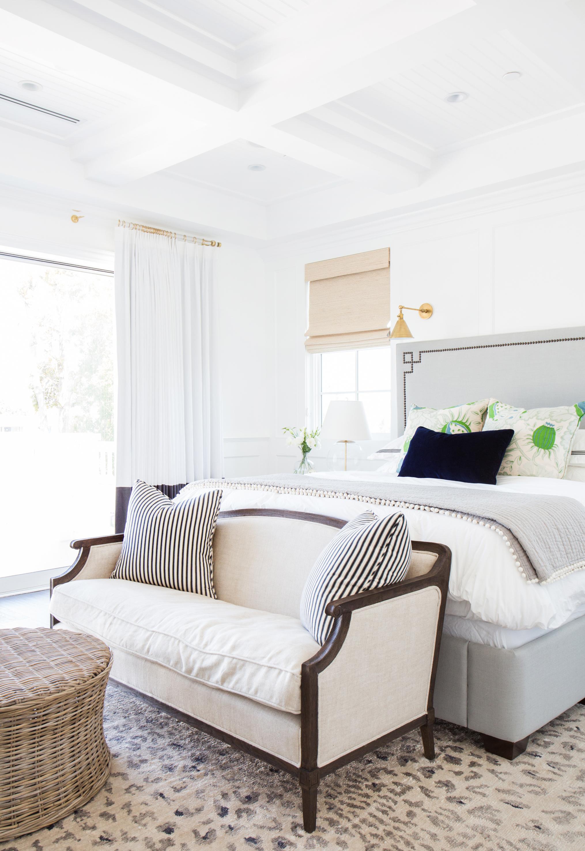 Studio McGee - Pacific Palisades Bedroom