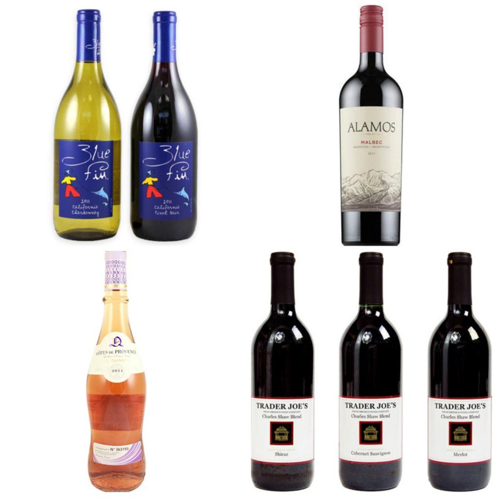 Best Cheap Wines at Trader Joe's