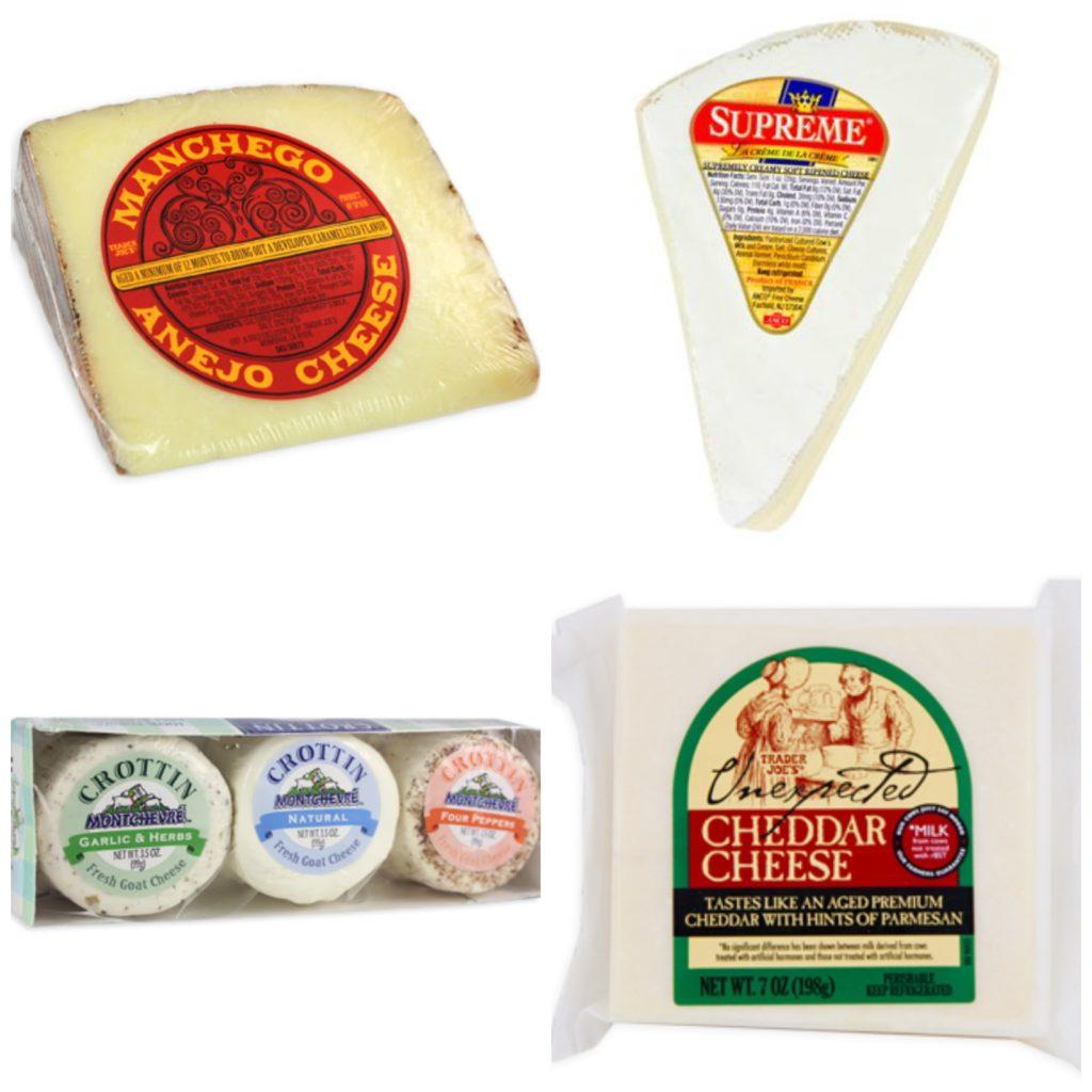 Best Cheese at Trader Joe's