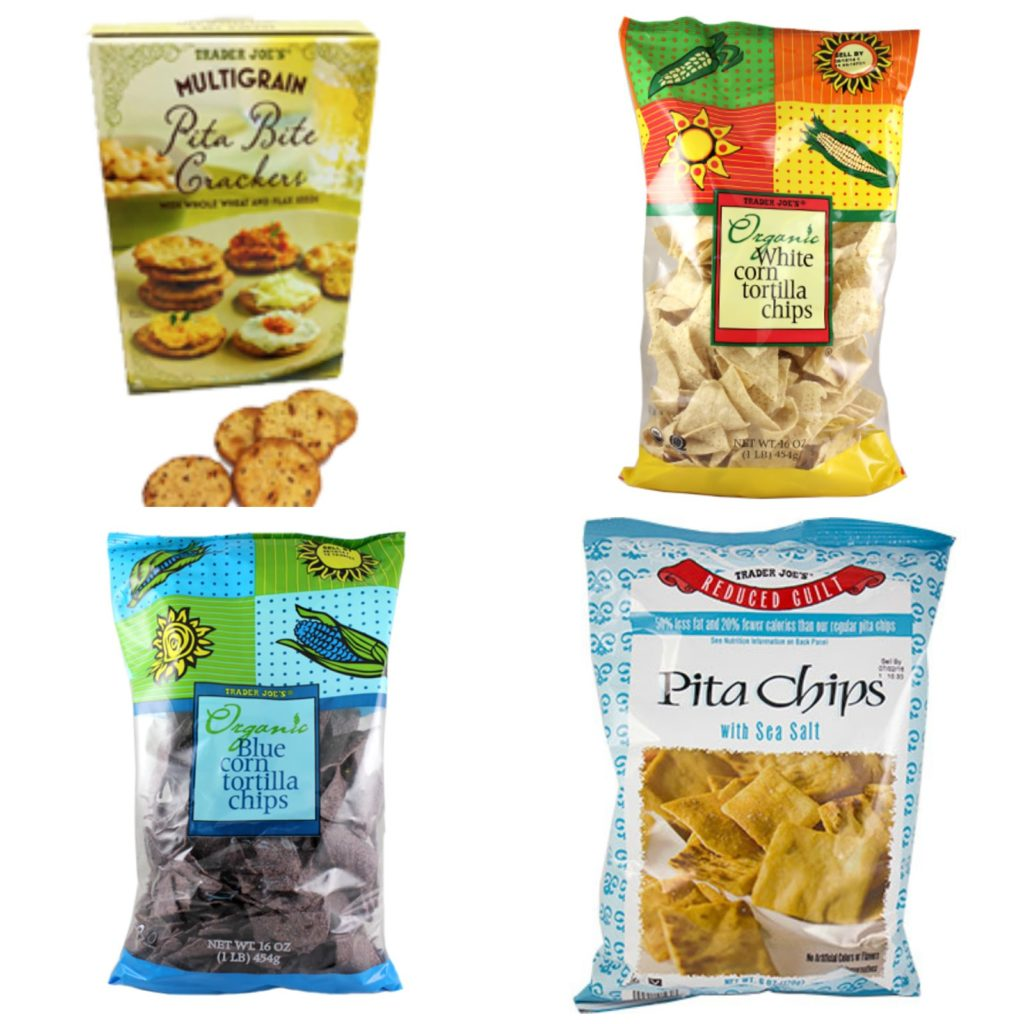 Best Chips and Crackers at Trader Joe's