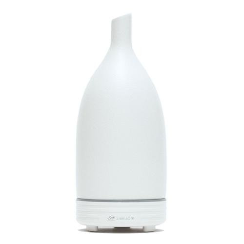 White essential oil home diffuser