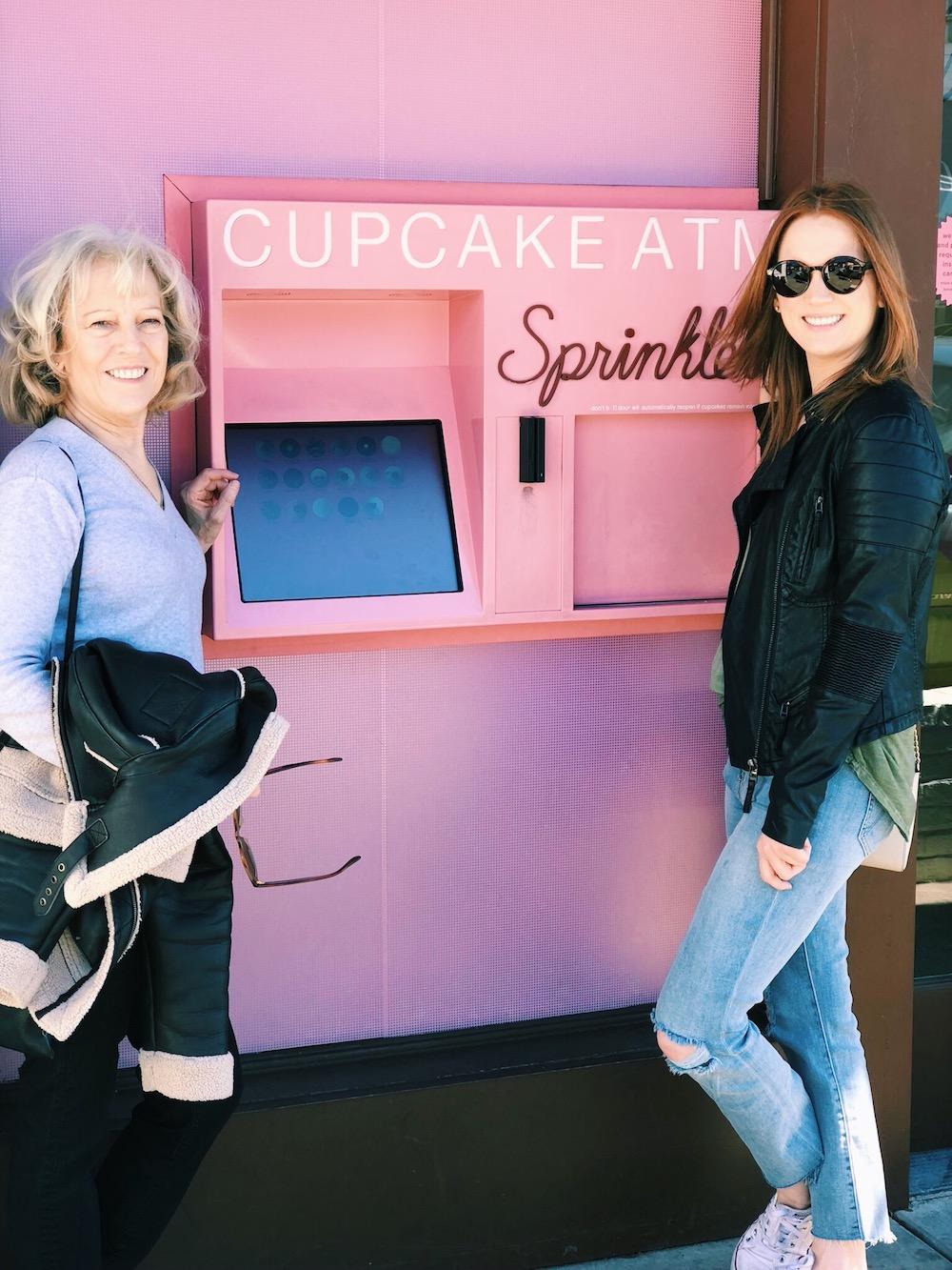 Nashville cupcake machine