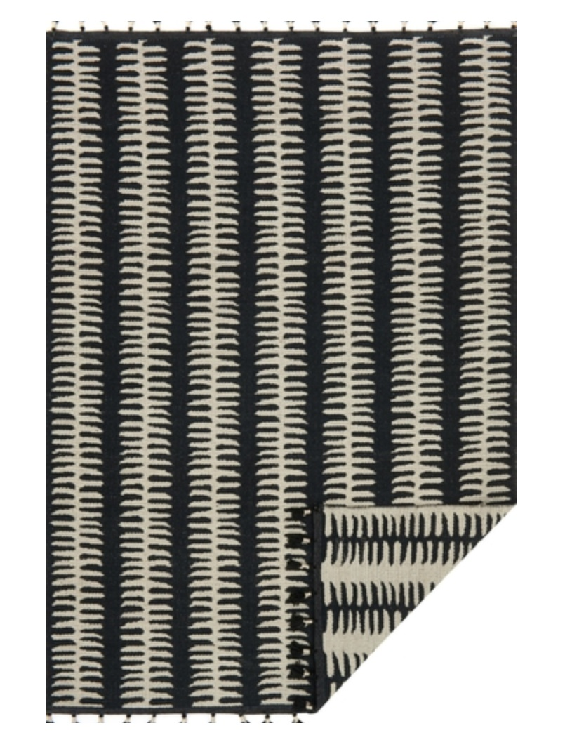 Justina Blakely Kaleho Reversible Rug from The Inspired Abode's favorites for the Lulu & Georgia big rug sale BIGDEAL for 20% off + Rug Size Guide