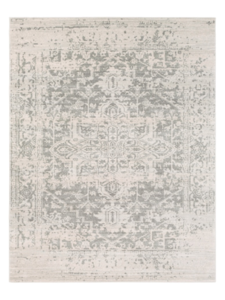 Prisha Rug from The Inspired Abode's favorites for the Lulu & Georgia big rug sale BIGDEAL for 20% off + Rug Size Guide