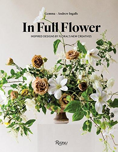 In Full Flower by Gemma Ingalls coffee table book ideas