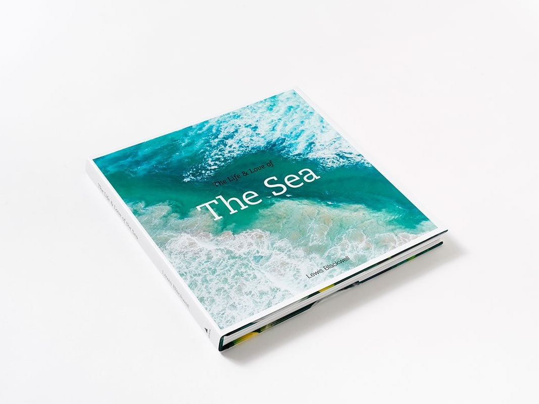 The Life and Love of the Sea by Lewis Blackwell coffee table book ideas
