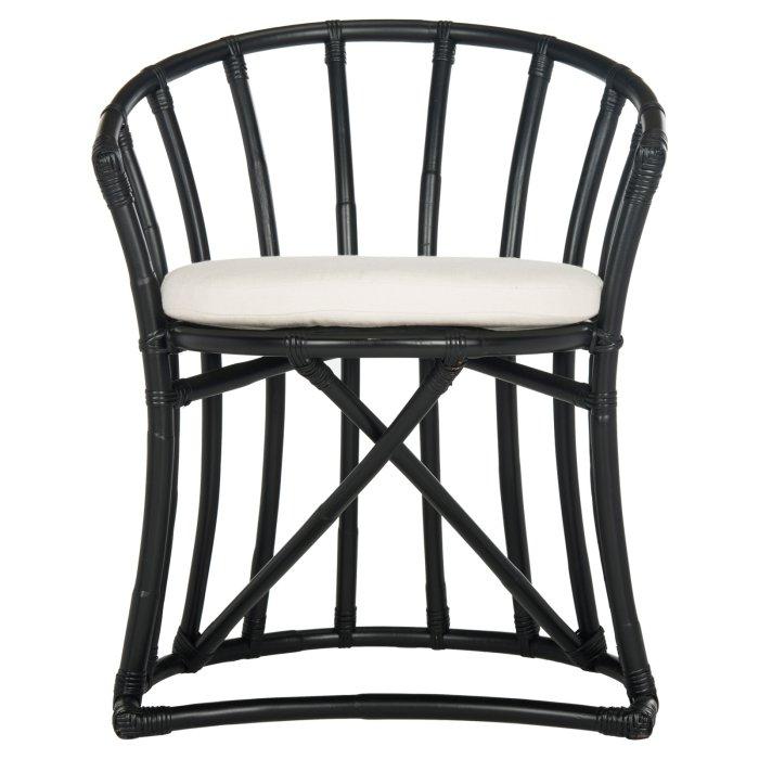 """Bates"" - Safavieh accent chair, $196; Hayneedle"