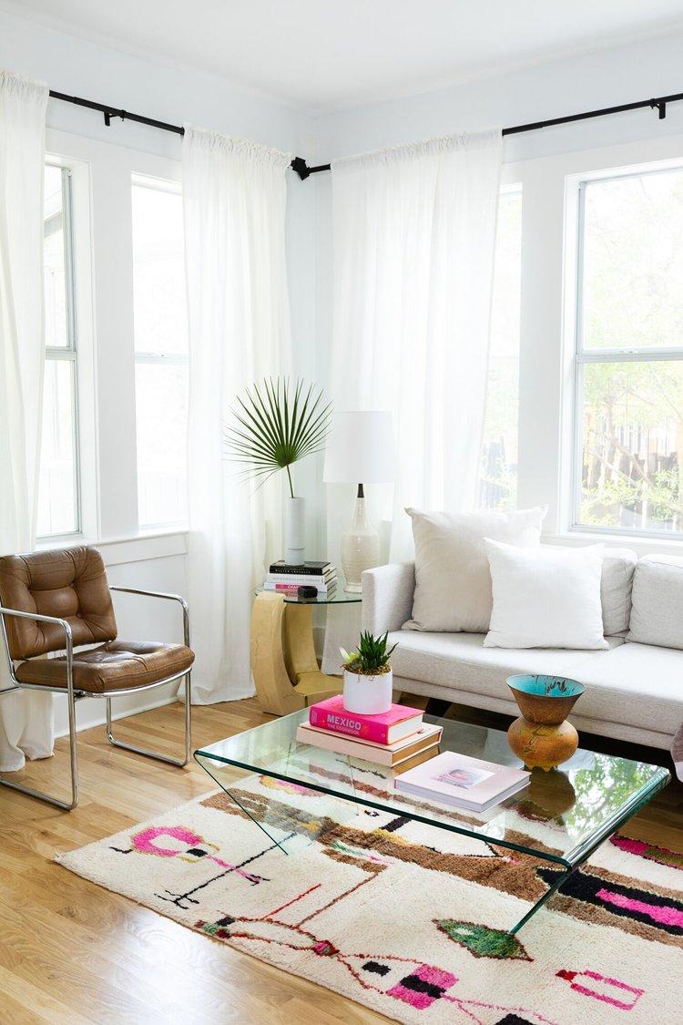 HOTELette Austin Living Room