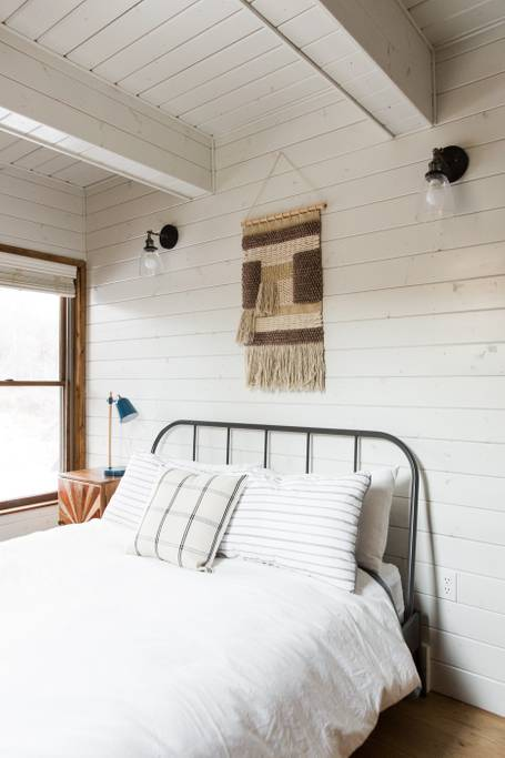 A-Frame Haus Bedroom