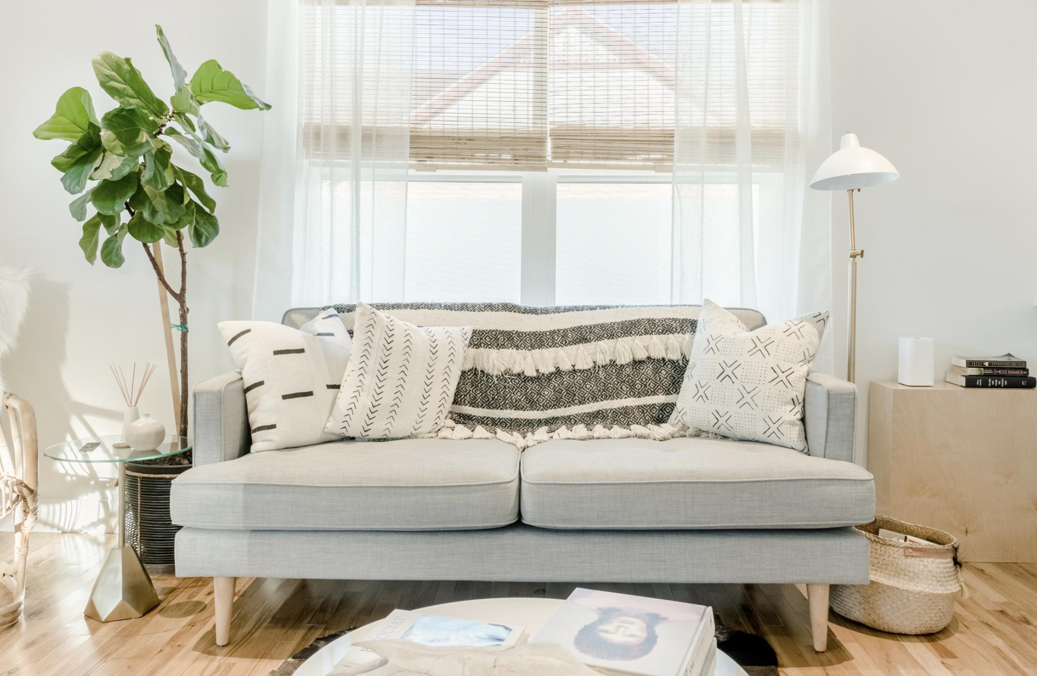 Phoenix Airbnb Living Room