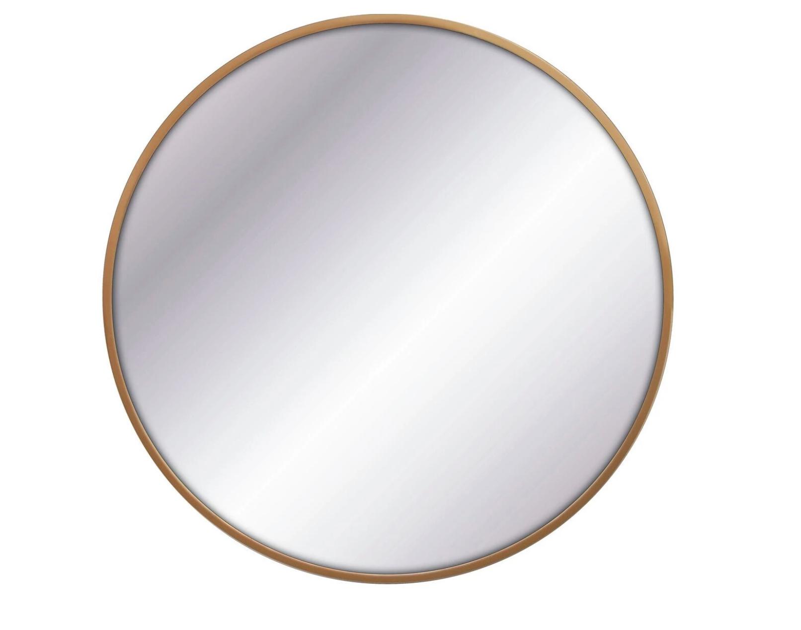 Brass mirror - 32