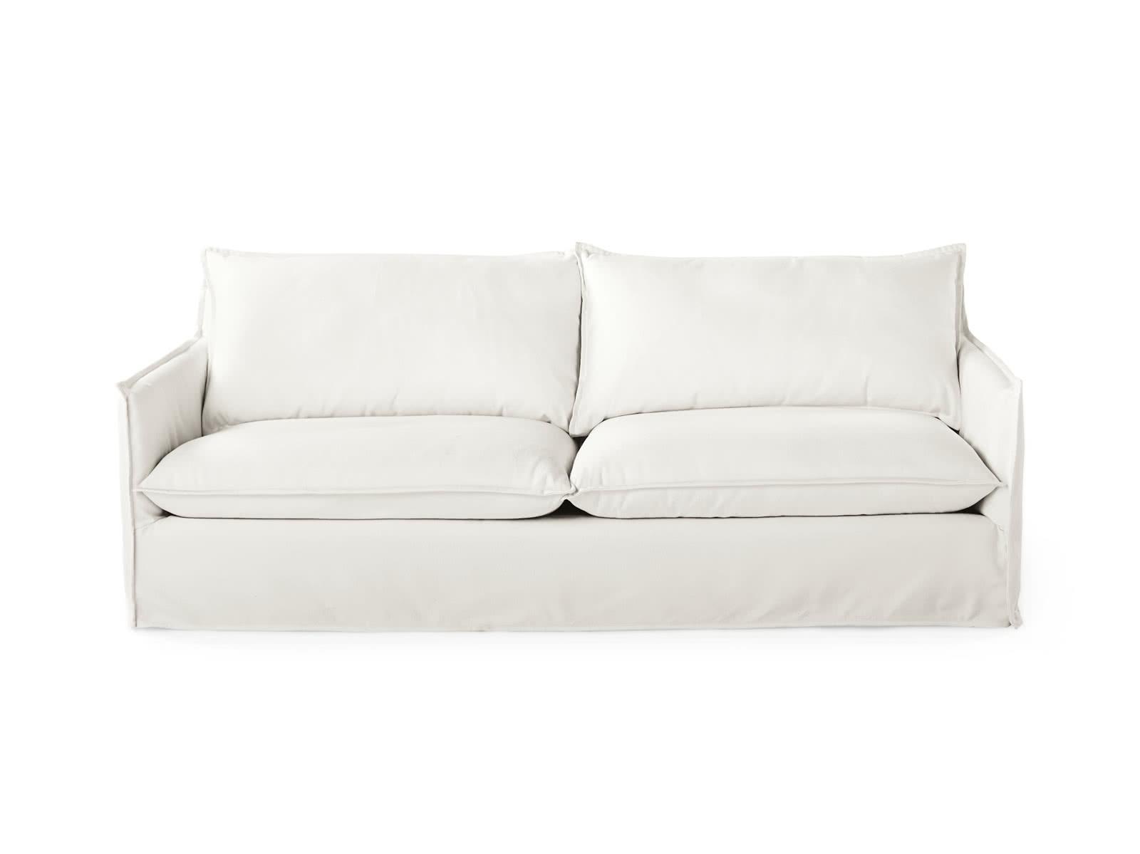 """Sundial"" - Outdoor sofa, $5,498; Serena & Lily"