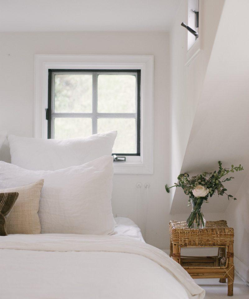 Neutral & Cozy Bedroom Design | JDP Interiors | Stanley Project