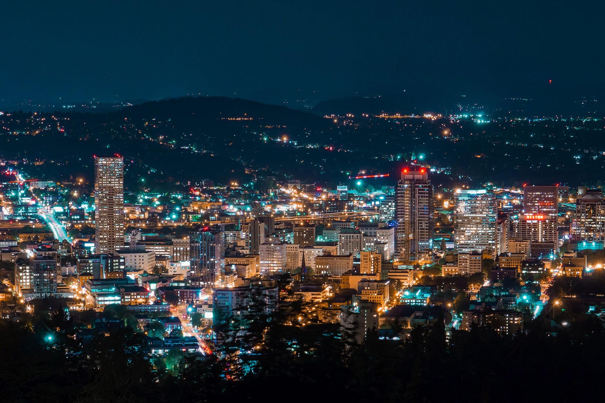Photo: Portland, Oregon