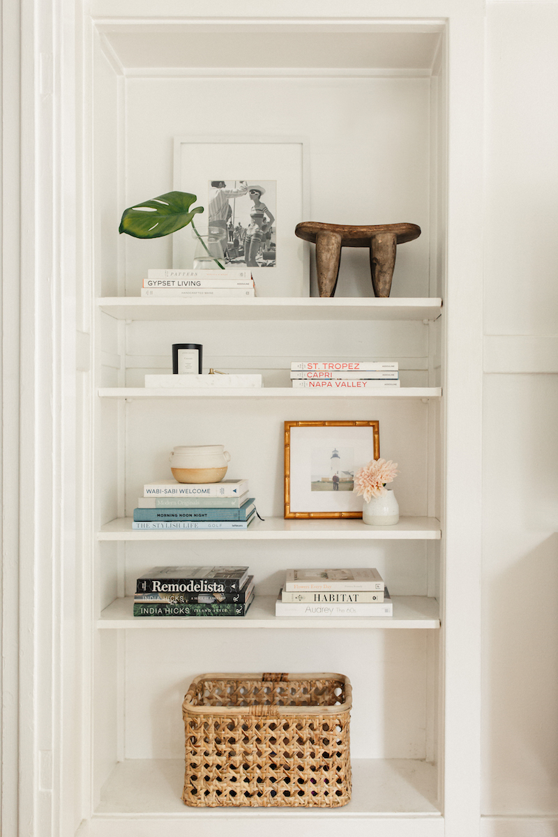 Harlowe & James Home Tour - Shelfie