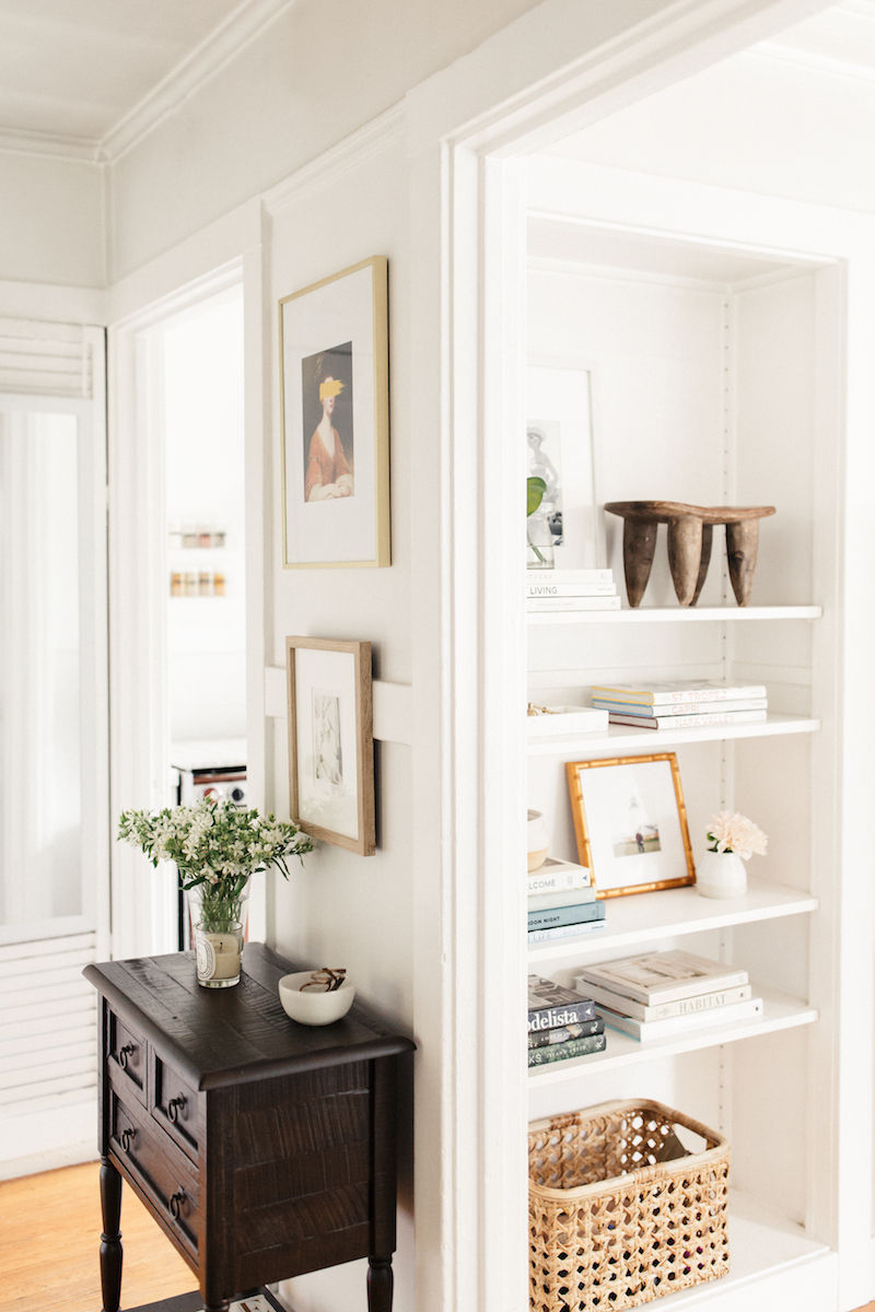 Harlowe & James Home Tour - Entryway