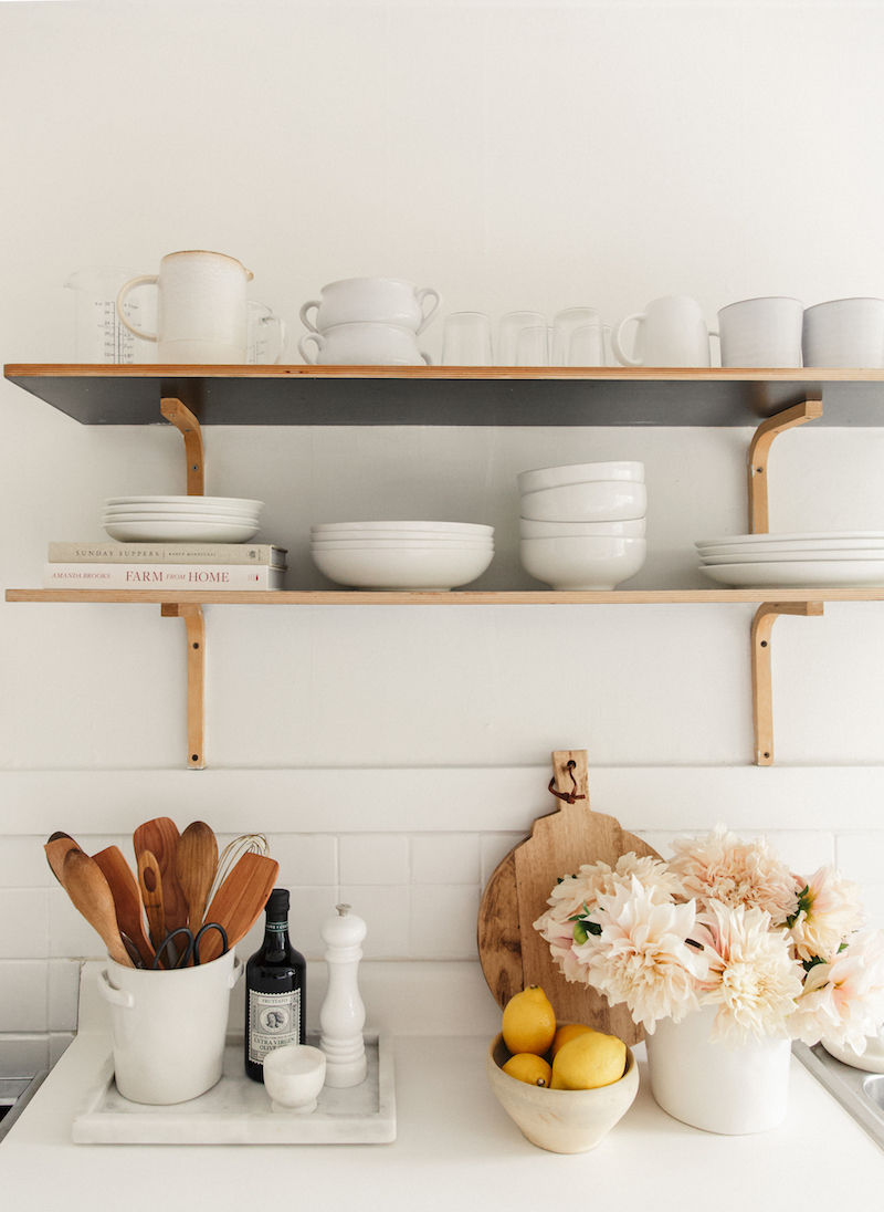 Harlowe & James Home Tour - Kitchen