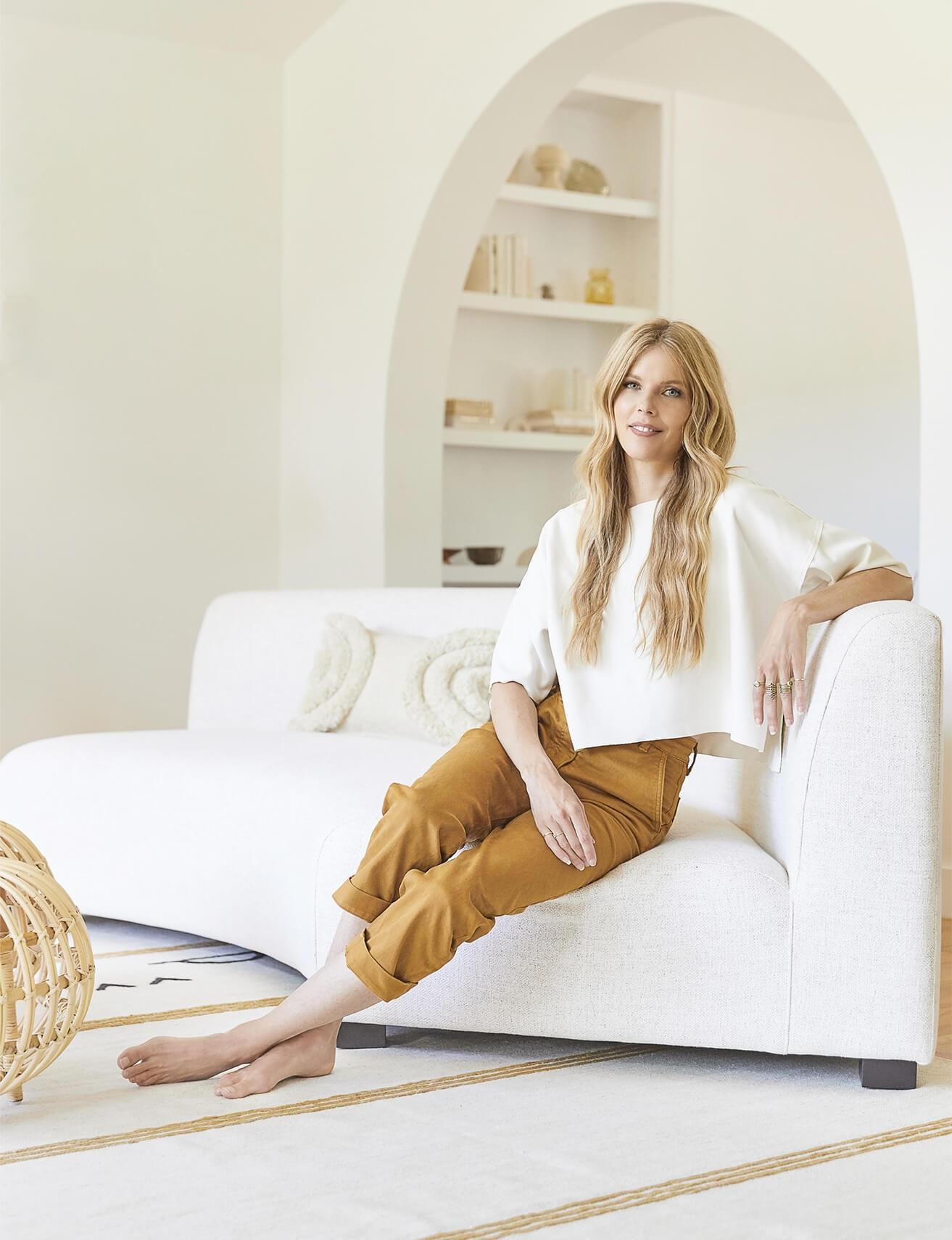 Sarah Sherman Samuel for Lulu and Georgia - Designer
