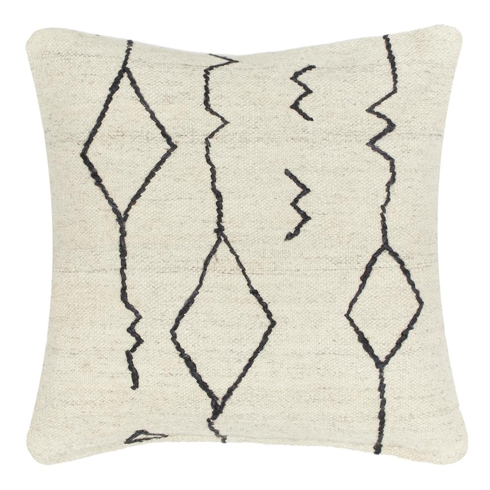 Moroccan Flatweave Pillow by Sarah Sherman Samuel for Lulu & Georgia