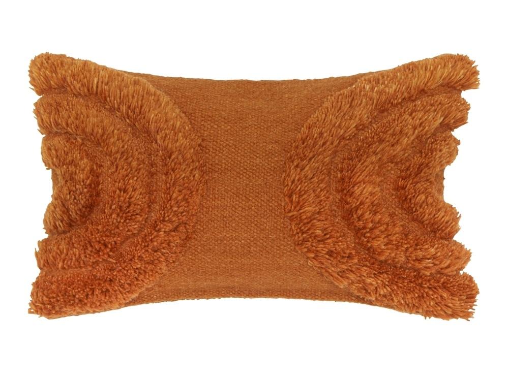 Sarah Sherman Samuel for Lulu & Georgia Arches Lumbar Pillow in Rust