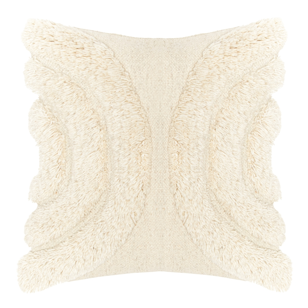 Sarah Sherman Samuel for Lulu & Georgia Arches Pillow in Natural