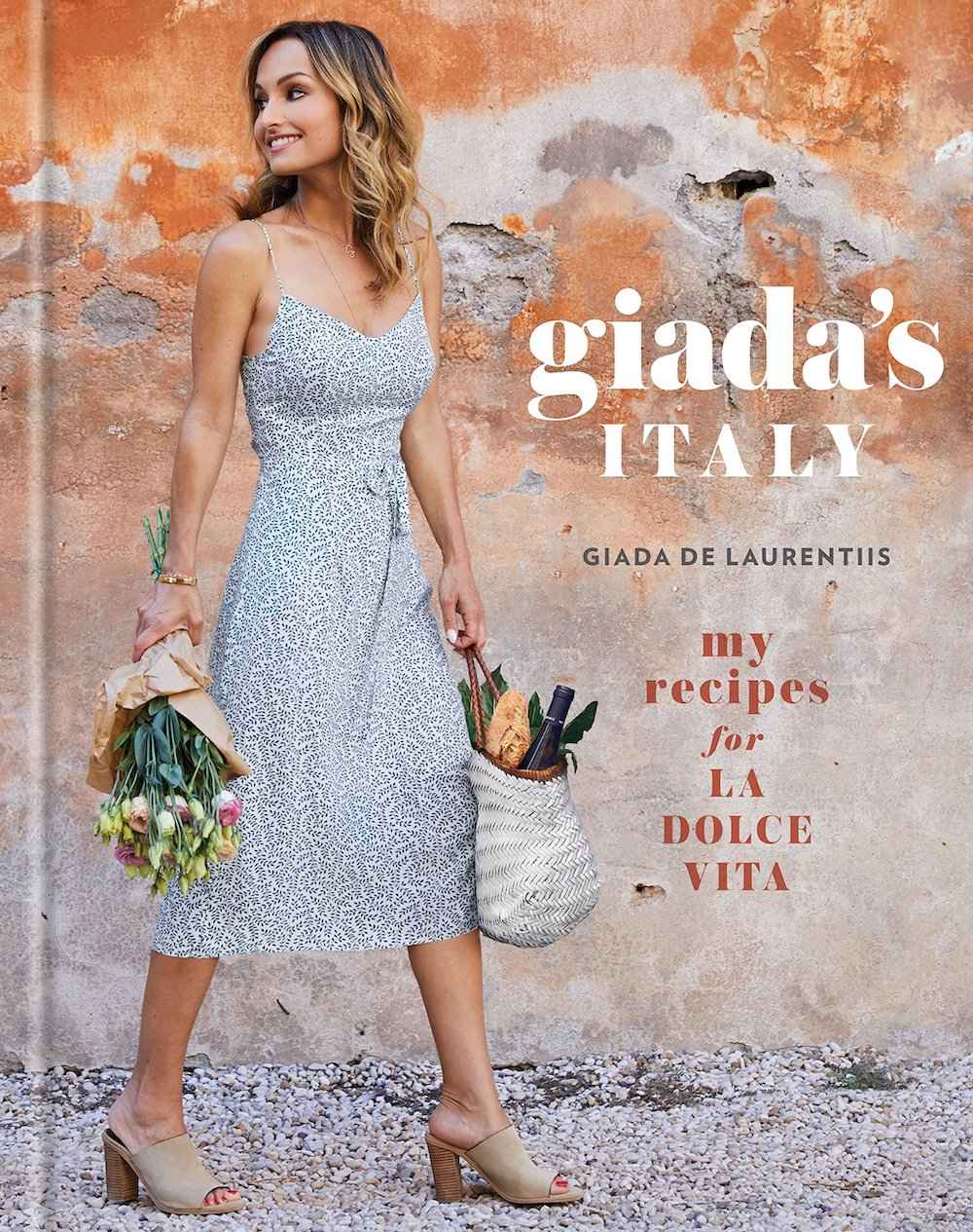 Giada's Italy: My Recipes for La Dolce Vita cook book by Giada De Laurentiis, cookbook ideas