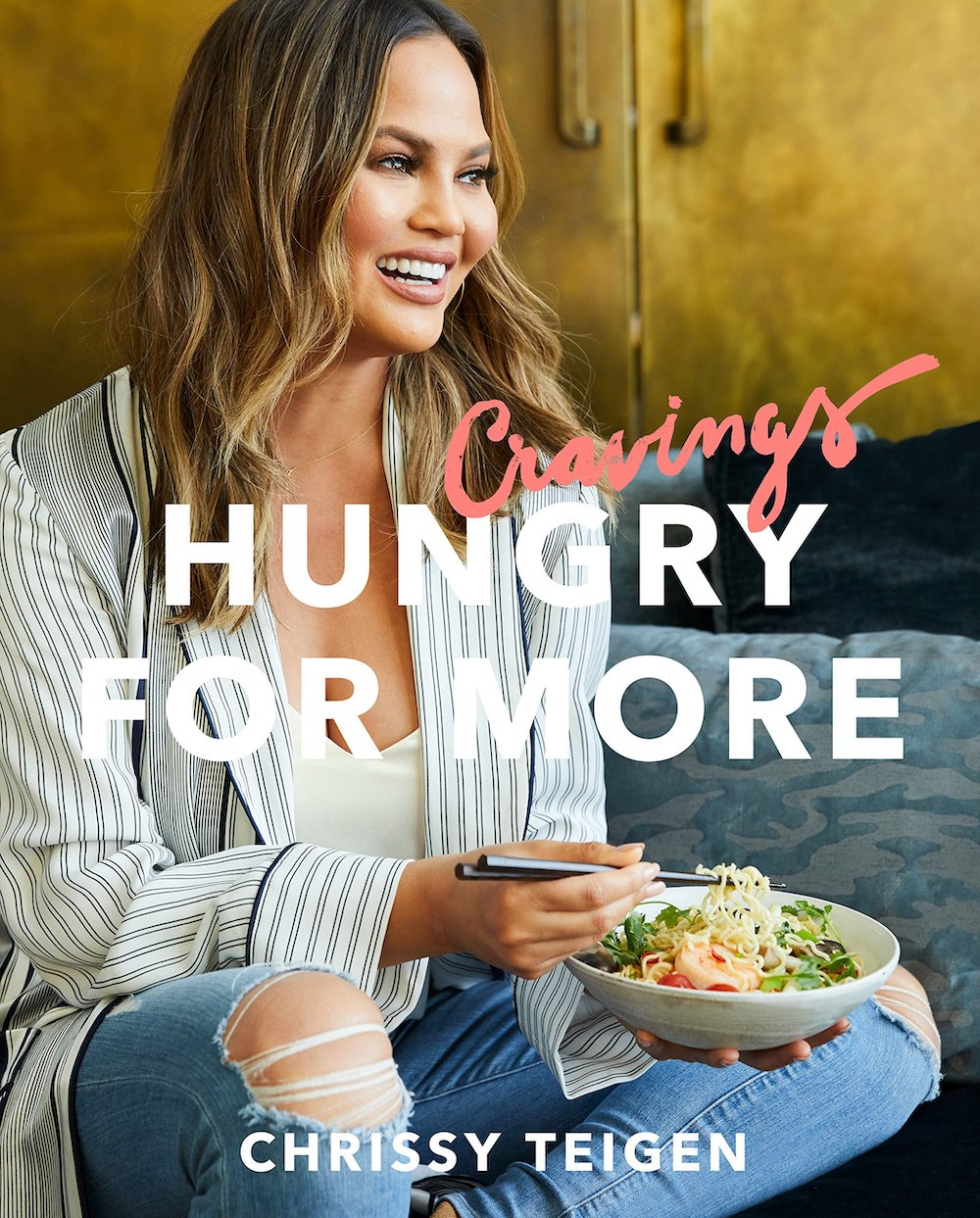 Cravings: Hungry for More cook book by Chrissy Teigen, cookbook ideas