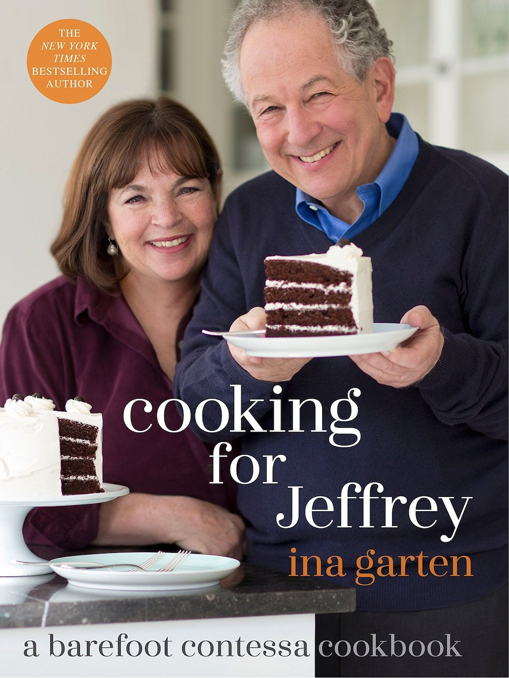 Cooking for Jeffrey by Ina Garten, a barefoot contessa cookbook, cook book ideas