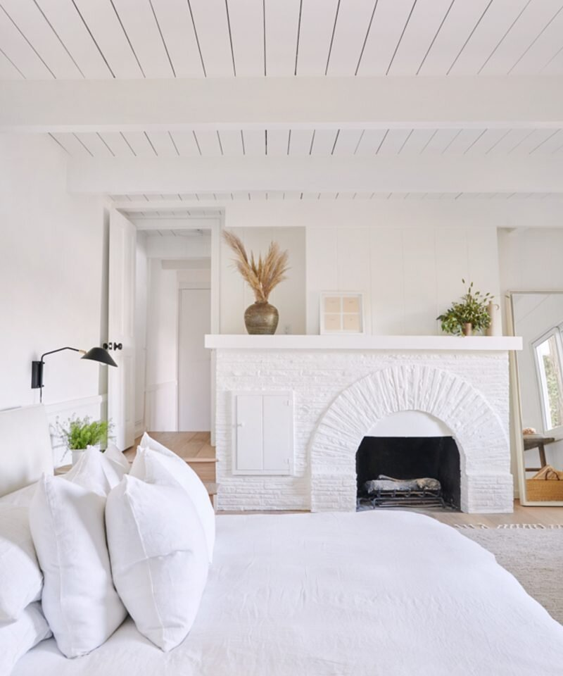 Jenni Kayne Lake House - Master Bedroom