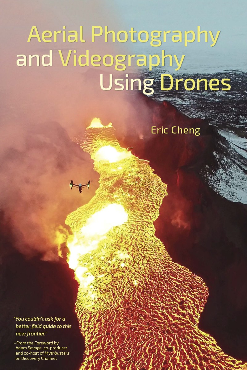 Aerial Photography and Videography Using Drones cover, screen.jpg