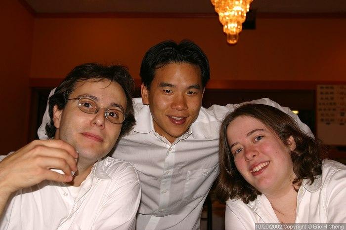 Alberto, Me, and Andrea