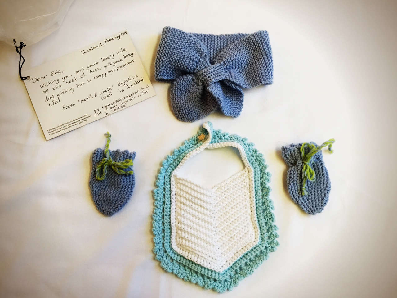 Icelandic baby gifts