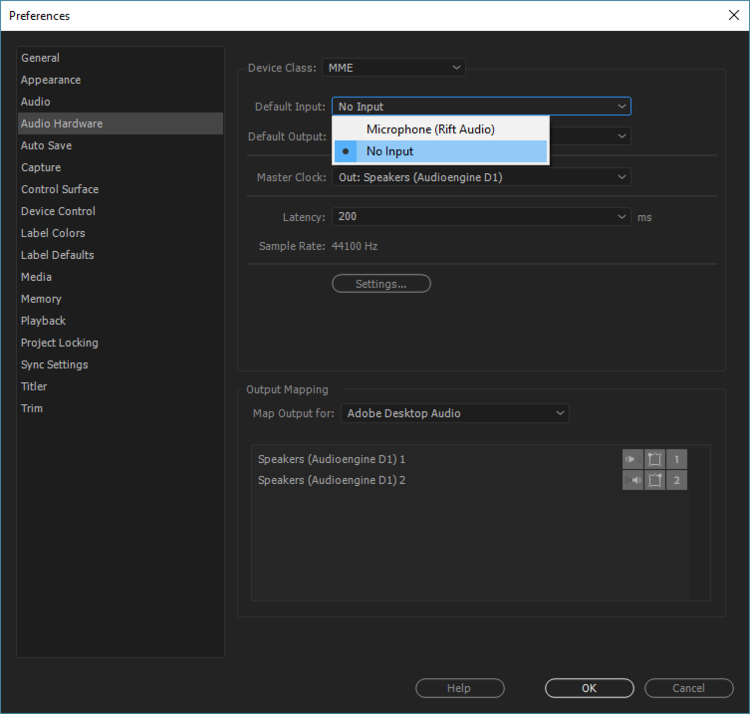 Fix: Adobe Premiere Pro CC plays clip previews too quickly — Eric Cheng