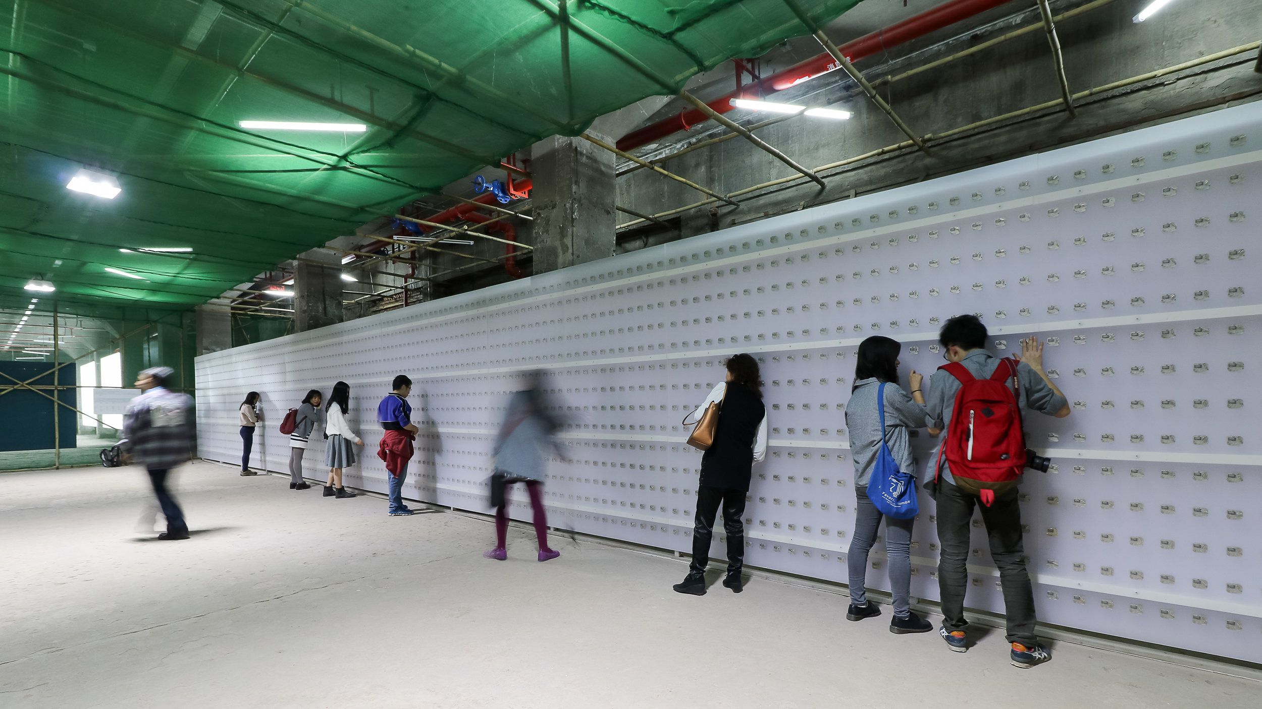 Shenzhen - Hong Kong Urbanism/Architecture Bi-City Biennale. Image courtesy of TOPOTEK 1.