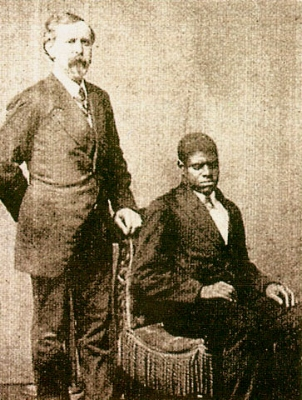 Blind Tom and General Bethune