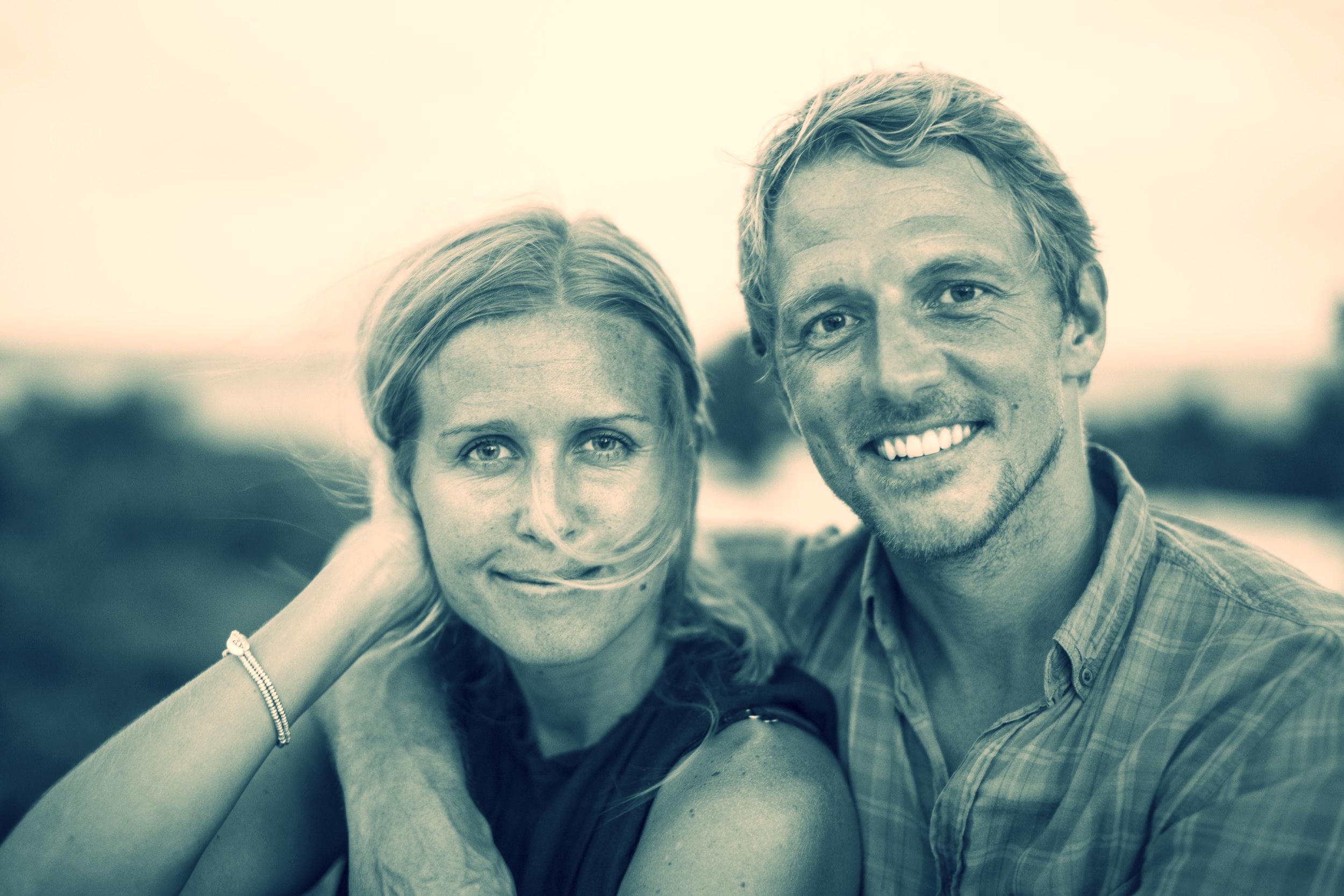 Ida Trygg Andersson och Filip Andersson