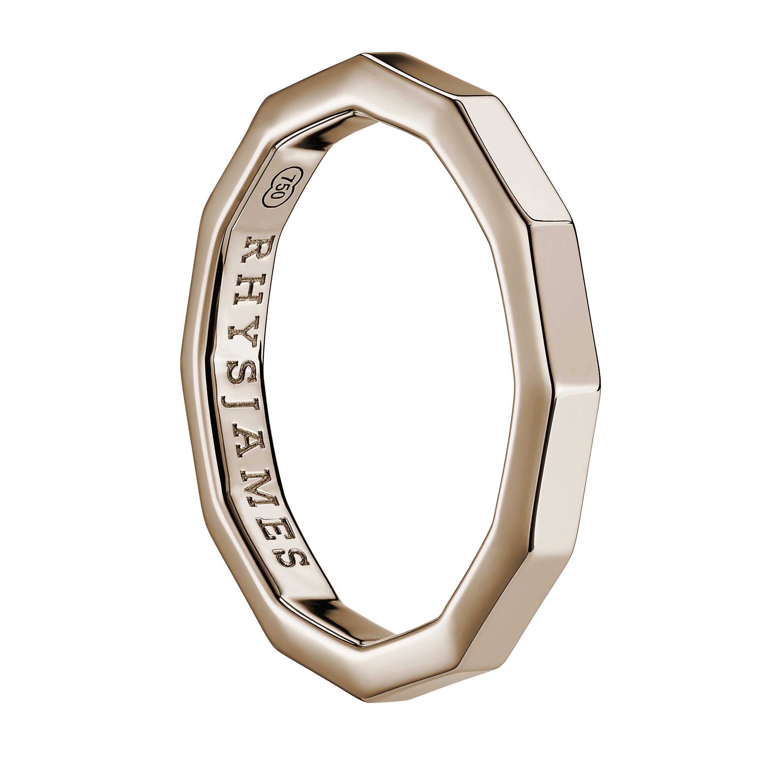 Voyager Ring | Pink Gold