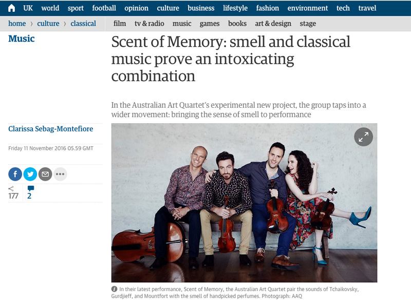 The Guardian – 11 November 2016