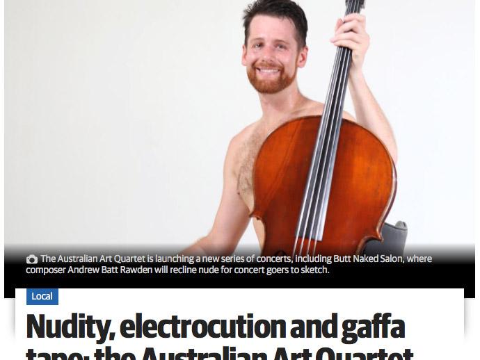 Daily Telegraph – 22 January 2016